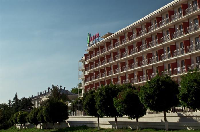 Plaza Spa Hotel Zheleznovodsk