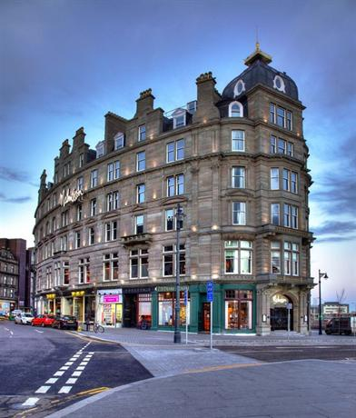 Malmaison Dundee - dream vacation