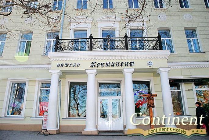 Отель Reikartz Continent Nikolaev