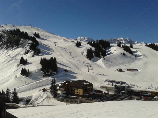 Chalet Les Rhodos - dream vacation