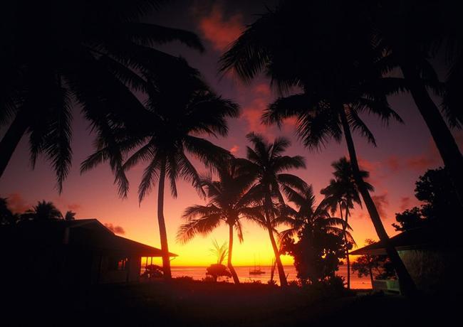 Sandy Beach Resort Lotofoa - dream vacation