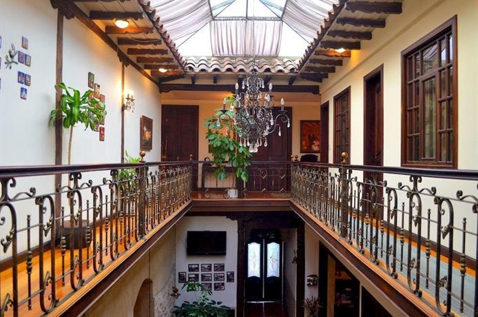 Casa Hotel La Posada Cuencana - dream vacation