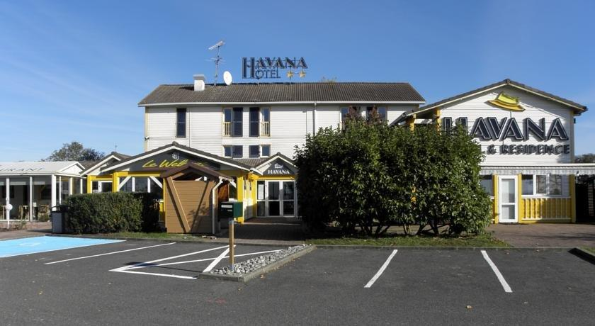 Havana Hotel et Résidence