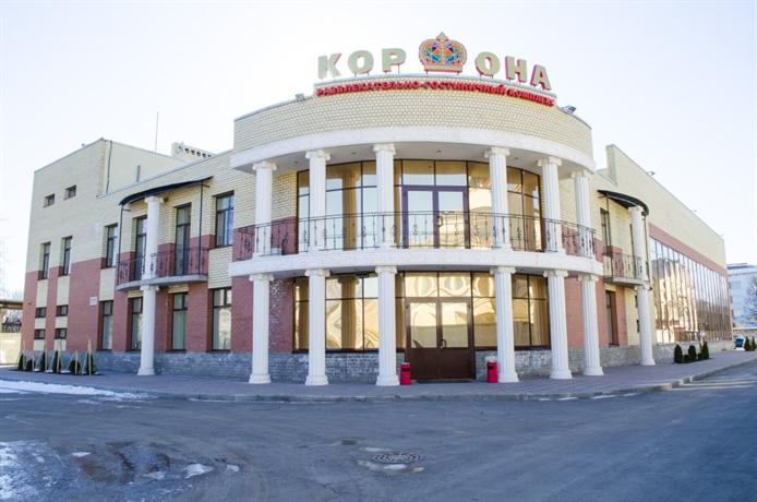 Korona Hotel Yaroslavl - dream vacation