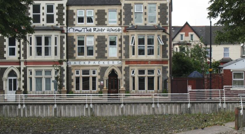 The River House Cardiff - dream vacation