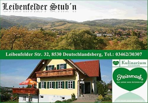 Gasthof Leibenfelderstub\'n - dream vacation
