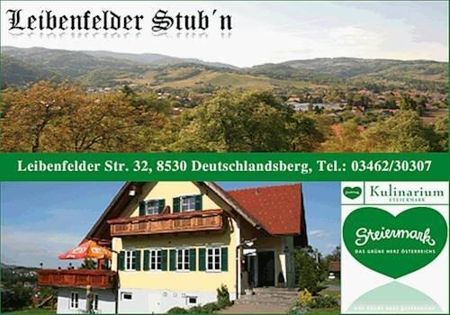 Gasthof Leibenfelderstub\'n - dream vacation