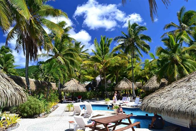 Club Raro Resort Rarotonga - dream vacation