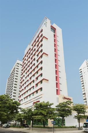 Hampton by Hilton Cartagena - dream vacation
