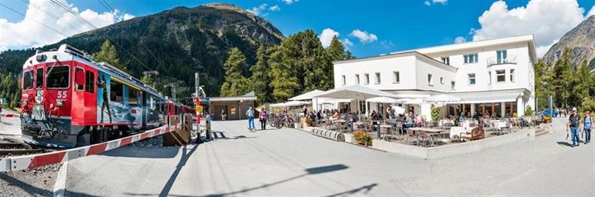 Morteratsch Hotel Pontresina - dream vacation