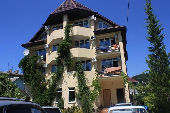Гостевой дом Альмира