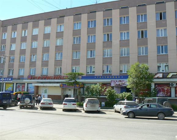 Гостиница Магадан