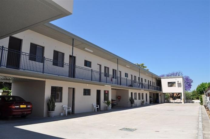 Red Cedar Motel: Muswellbrook