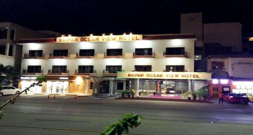 Saipan Ocean View Hotel - dream vacation