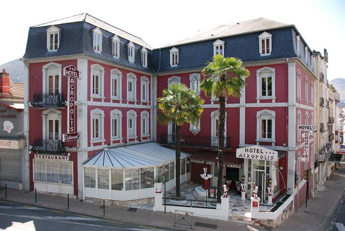 Hotel Acropolis Lourdes - dream vacation