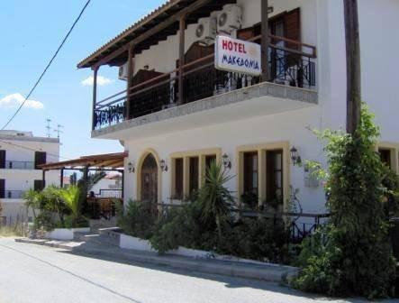 Makedonia Hotel Ouranoupoli