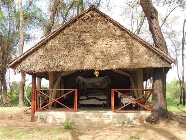 Loyk Tsavo Safari Camp - dream vacation