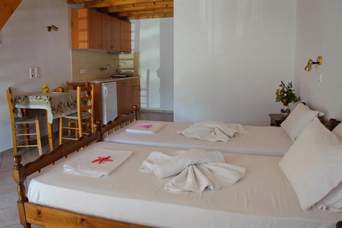 Aspres Apartments - dream vacation
