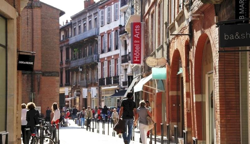 Hotel des Arts Toulouse - dream vacation