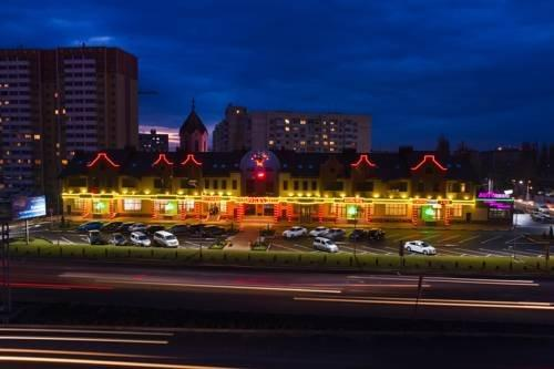 Отель Пегас