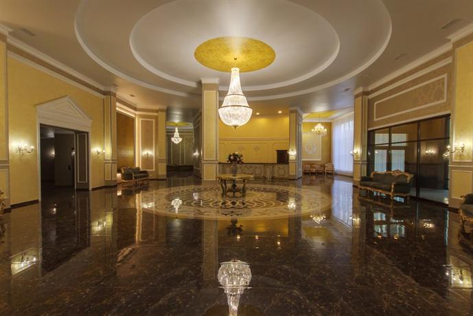 Aristokrat Grand-Hotel - dream vacation