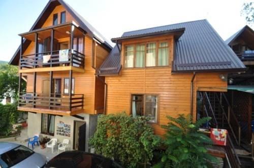 Гостевой дом Дом Горка