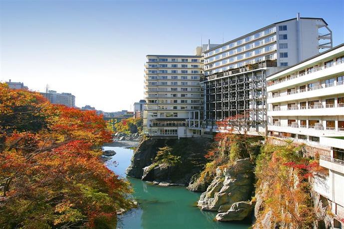 Kinugawa Plaza Hotel - dream vacation