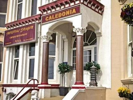 At Caledonia Hotel - dream vacation