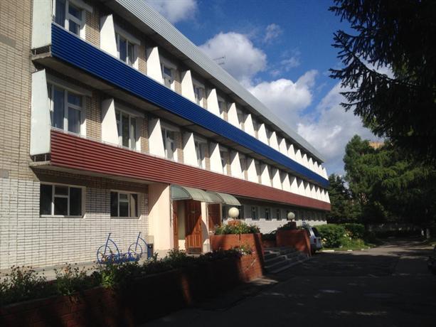 Отель Олимпик