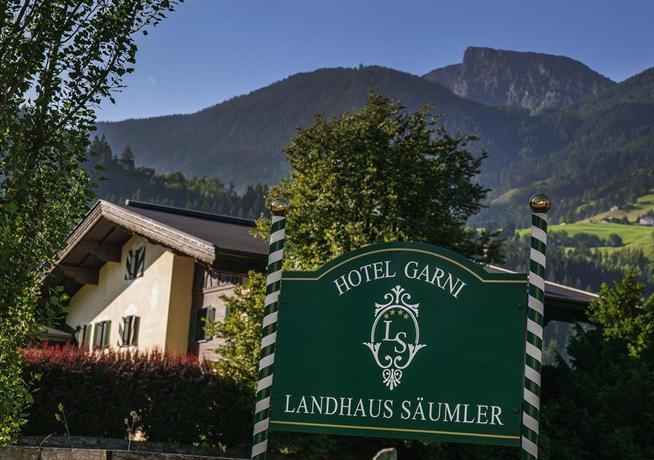 Hotel Garni Landhaus Saumler