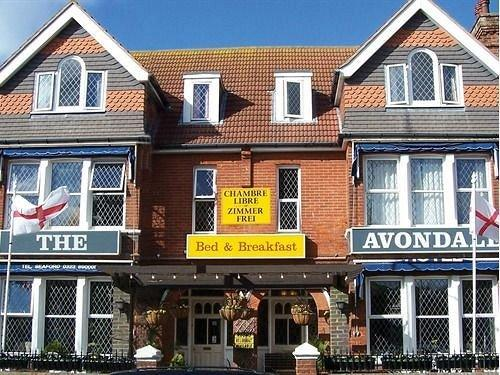The Avondale Seaford England - dream vacation