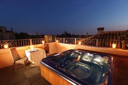 Hotel Palazzo Stern - dream vacation