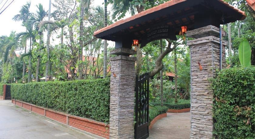 Betel Garden Homestay - Vuon Trau - dream vacation