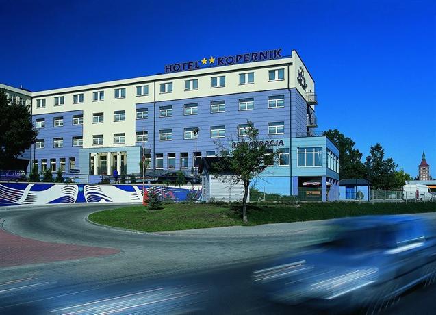 Hotel Kopernik Olsztyn - dream vacation