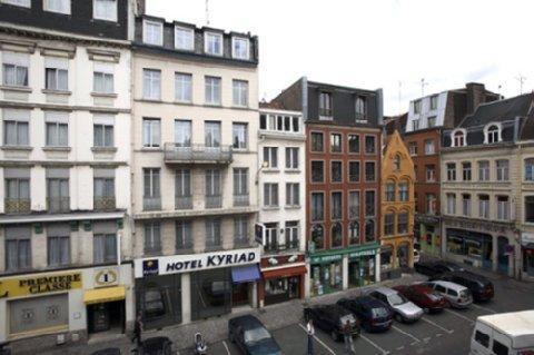 Kyriad Lille Centre Gares - dream vacation