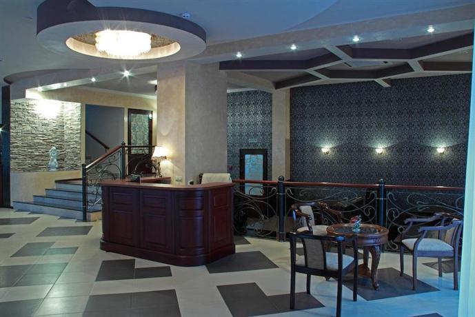 Гостиница Бристоль