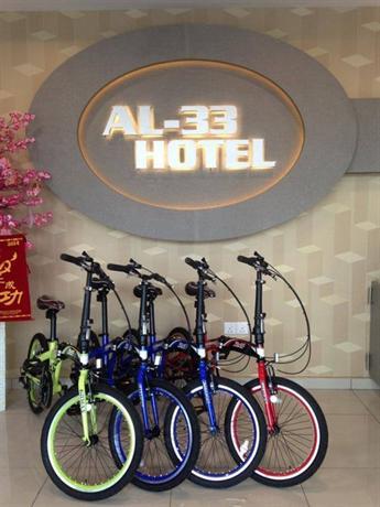 AL-33 Hotel Melaka - dream vacation