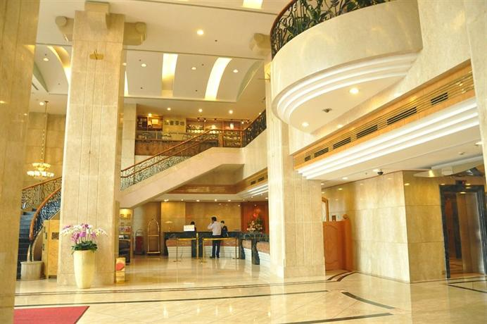 China Mayors Plaza Hotel Guangzhou - dream vacation