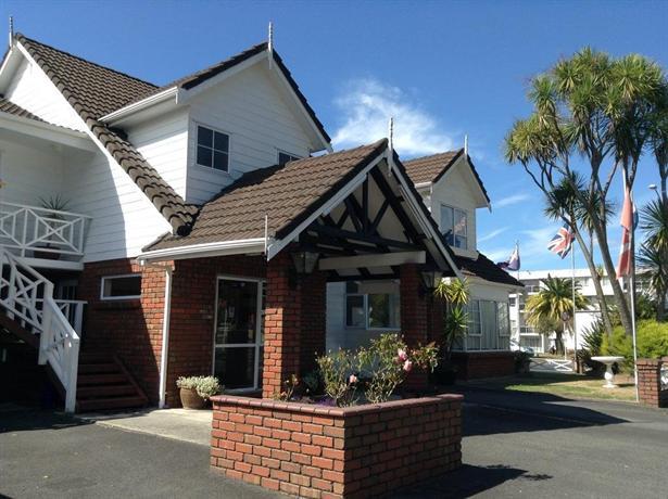 Ashleigh Court Motel Rotorua - dream vacation