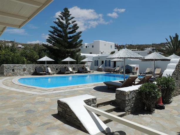 Anemos Apartments Ornos - dream vacation