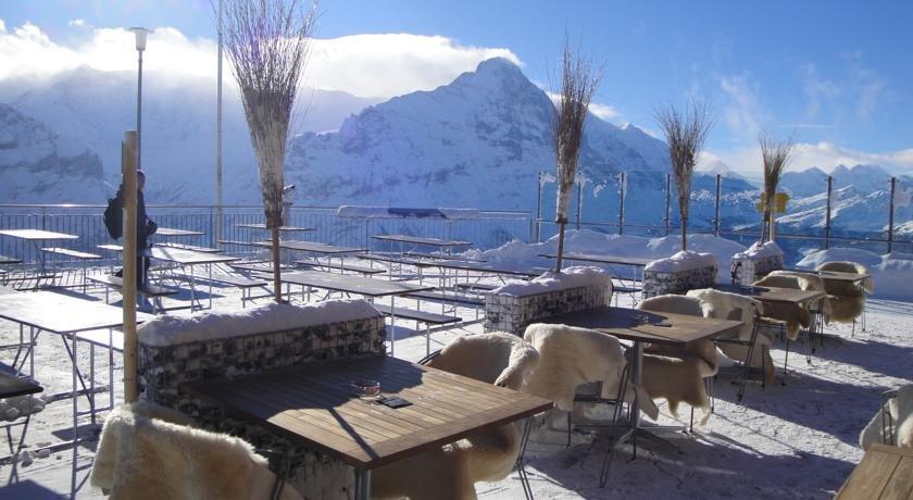 Berggasthaus First Grindelwald - dream vacation