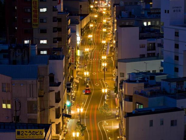 Matsuyama Tokyu REI Hotel - dream vacation