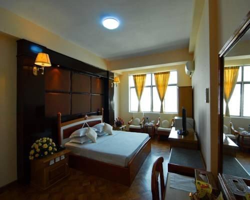 Golden City Crown Hotel - dream vacation