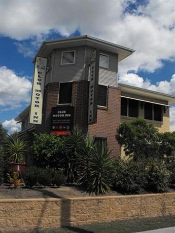 Club Motor Inn Narrabri