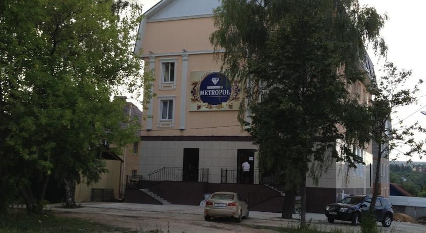 Отель METROPOL