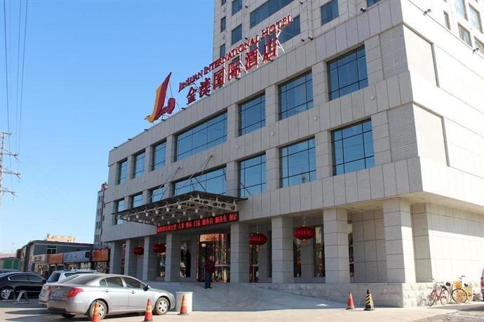 Jinluan International Hotel Chengdu - dream vacation