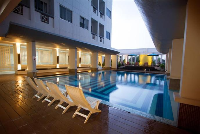 Rayong City Hotel - dream vacation