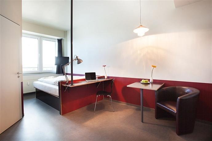 Aparion Apartments Hamburg