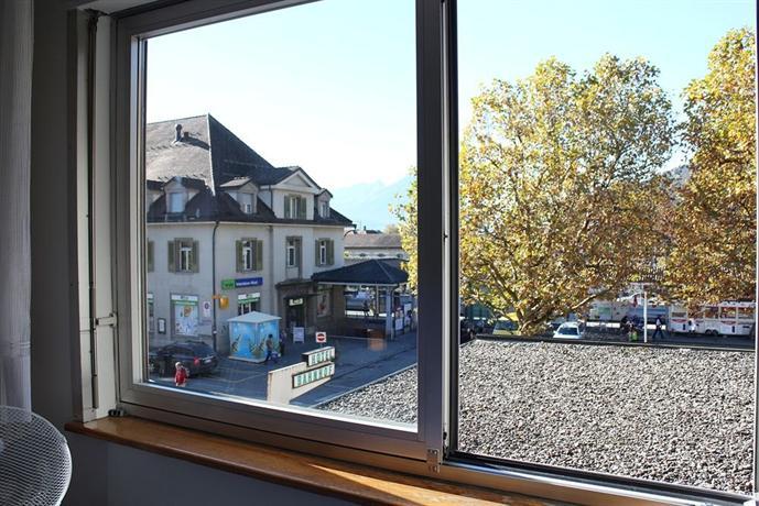 Hotel Bahnhof Interlaken - dream vacation