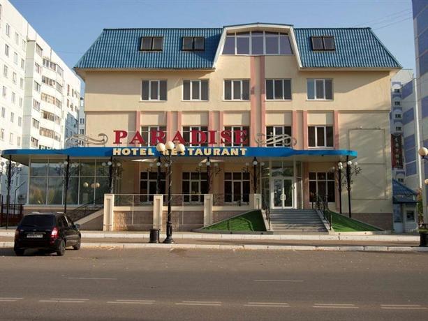 Hotel Paradise Nizhnekamsk